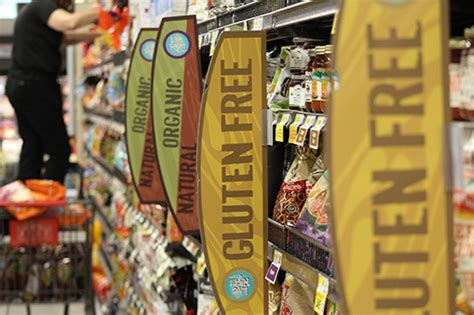 Retailers assist shoppers with food allergies
