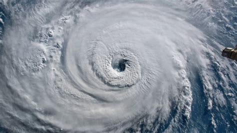 The difference between a cyclone and a hurricane