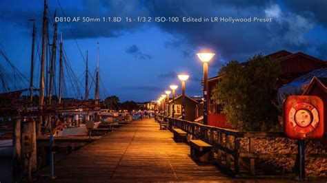 Nikon D810 Long Exposure - Pictures samples - YouTube