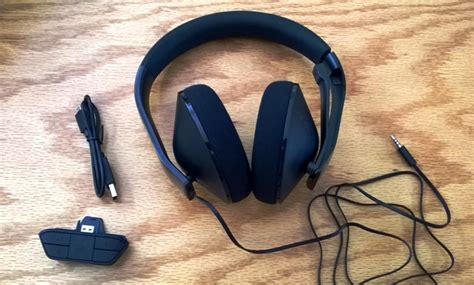 Review: Xbox One Stereo Headset