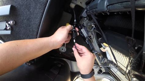 How to remove rear seats from Toyota Rav4 - YouTube