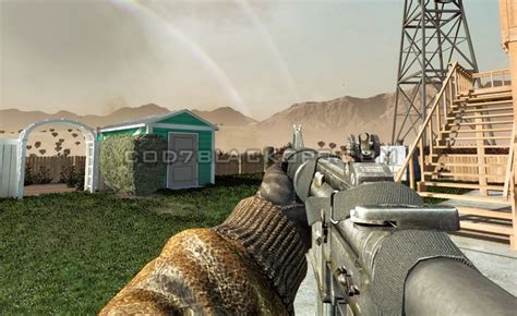 Call of Duty: Black Ops - Weapons List - COMMANDO