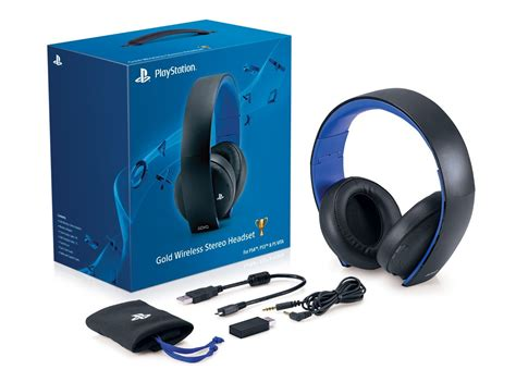 PS4 Gold Wireless Headset Will Work With Xbox One via Chat