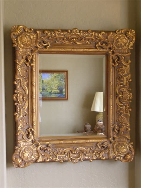 Custom Mirrors including Chipped Edge, Beveled and