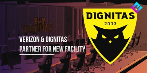 Verizon and Dignitas Team Up to Open First 5G Esports