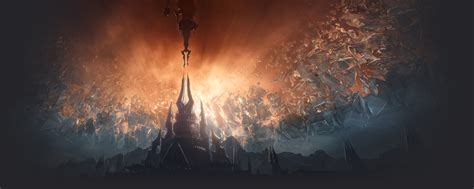 HD image of shadowlands wallpaper : wow