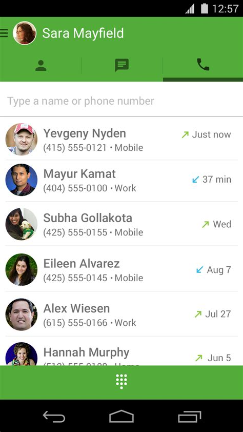Official Google Blog: Call me maybe? Introducing free