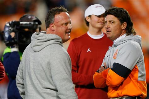 Oklahoma Football: Cale Gundy calls out a Baker Mayfield