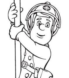 Paw Patrol Coloring Pages: Chase   Coloring Pages for kids