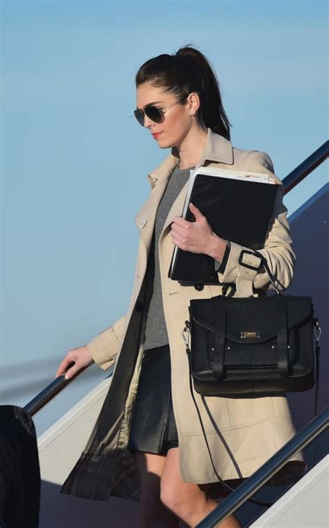 Analysing the style of Hope Hicks, who went from teen