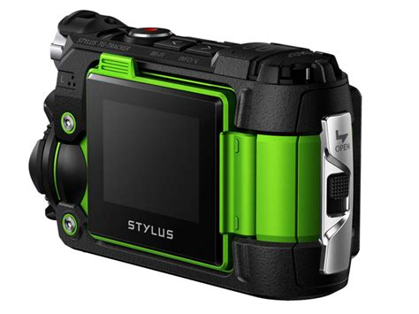 Olympus' Tough New Action Cam is a Beast with a Gaggle of