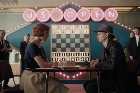 Anya Taylor-Joy Infiltrates the Boys' Club of Chess in The
