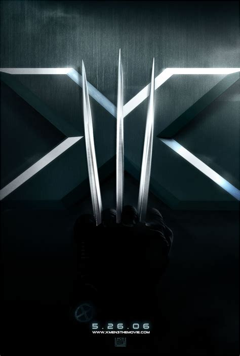 X-Men: The Last Stand (2006) poster - FreeMoviePosters