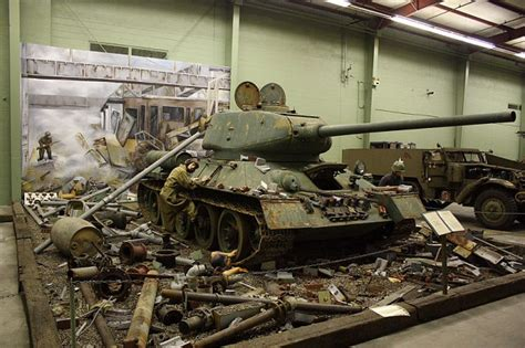 T34-85 exhibition in new American tank Museum image - Mod DB