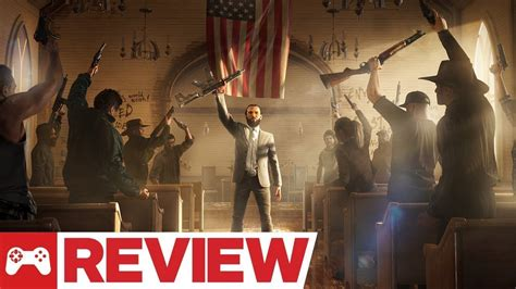 Far Cry 5 Review - YouTube