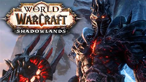 World Of Warcraft: Shadowlands - Cinematic Announcement