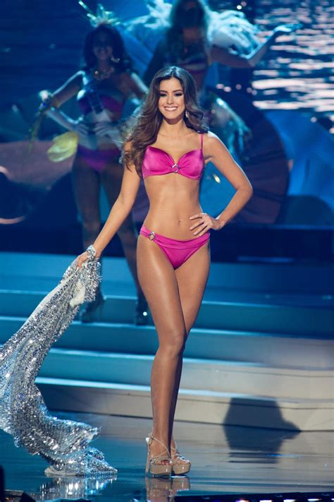 Colombia Crowned As Miss Universe 2015: See Paulina Vega's