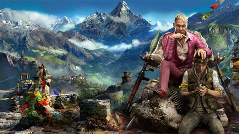 Far Cry 4 New Game Wallpapers   HD Wallpapers   ID #13589