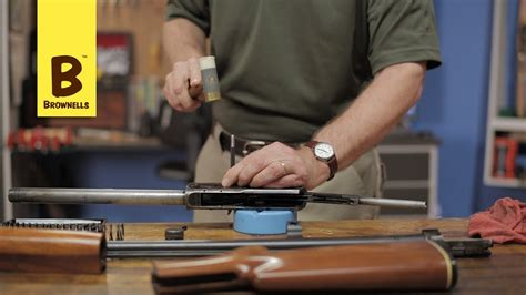 Browning A5 Maintenance Series: Disassembly - YouTube