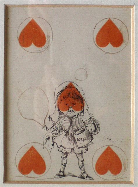 Playing cards - 5 of hearts