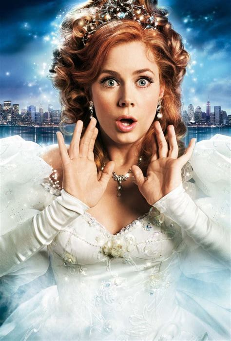 Enchanted (2007) poster - FreeMoviePosters