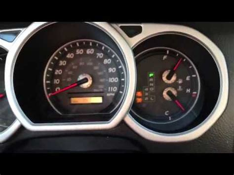 How to clear the VSC Trac/Trac Off Light in a Toyota