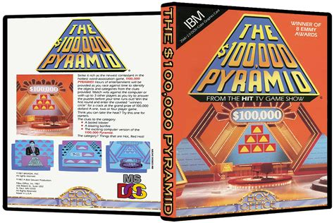 The $100,000 Pyramid Details - LaunchBox Games Database