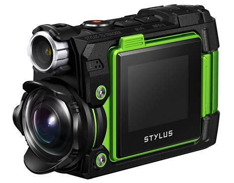 Olympus tg tracker — the olympus tough tg-tracker offers