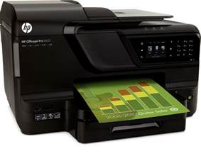 HP Officejet Pro 8600 Drivers Free Download For Windows 10